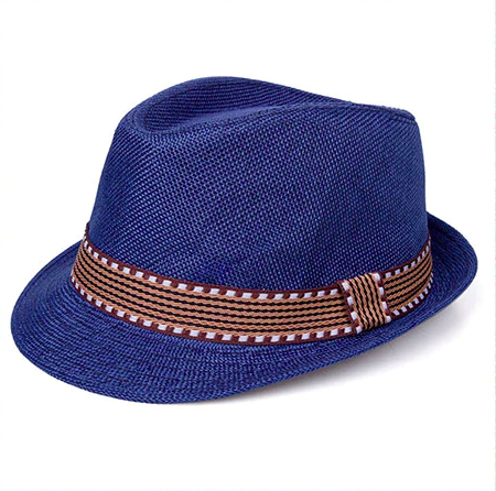 Blue Boy 'Lawrence' Trilby Hat