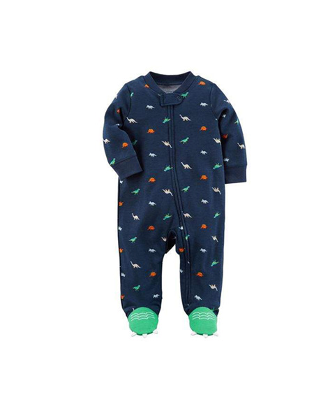 Carter's Boys Sleep n Play Dinosaur